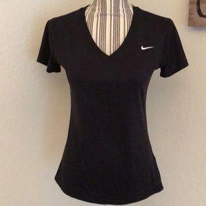 Nike dry fit V-neck.